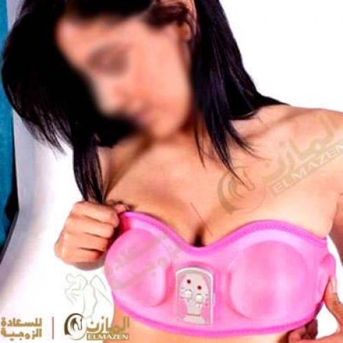 جهاز تكبير الثدى الصدر الوردى الاصلى pangao