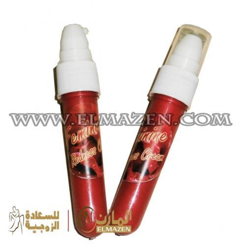 قلم محمر مناطق حساسة مع مسك الطهارة