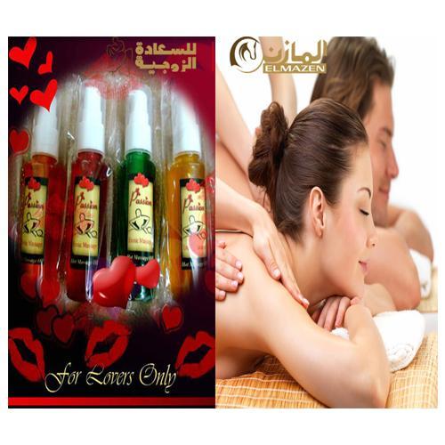 زيت مساج حار بالفواكة   Hot oil massage